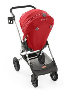 Stokke® Scoot™ Red, Red, mainview