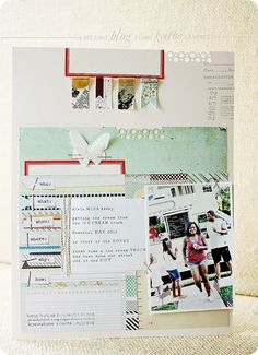 """love this layout from """"A Bit East-coast"""" esp. the who, what, when... :-)"""