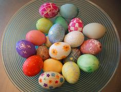 A bowl of Easter memories | Happy Simple Living