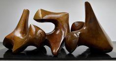 Henry Moore | Henry Moore @ Gagosian | Bloomsbury Bytes