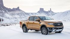 Welcome back, Ranger! 2019 Ford Ranger shows off ahead of its Detroit show debut
