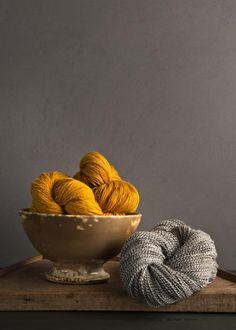 Bodegón de lanas