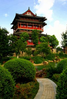Taizhou temple of heaven, China (by sharns2 ).