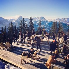 #gstaad