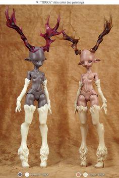 """【Limited Quantity】(50 Limited) Sunset TIRKA"" of the ""DOLLPAMM"", image 13. Custom Monster High Dolls, Custom Dolls, Fantasy Creatures, Mythical Creatures, Mystical Animals, Impression 3d, Anime Dolls, Art Poses, 3d Prints"