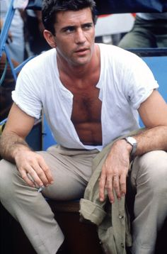 Mel Gibson in The Year of Living Dangerously (1982)