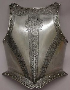 ca. 1630 Culture: German Medium: Steel Classification: Armor for Man