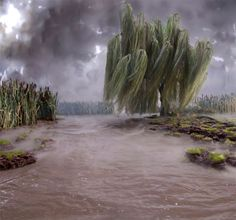 """""""Strange Worlds"""", the mind blowing miniature landscapes by Matthew Albanese this is incredible!"""