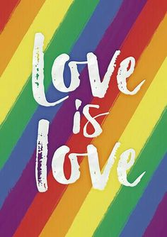 The people who feel others are not deserving of love due to their gender are not loved or in love with their spouse. They're miserable human beings.