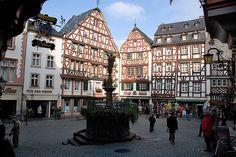 Bernkastel-Kues, Mosel, Germany