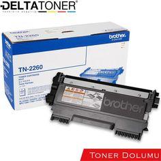 Brother TN-2260 Toner Dolum