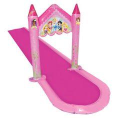 SwimWays Deluxe Water Slide - Disney Princess