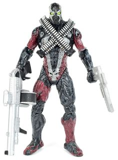 """Spawn The Movie COMBAT SPAWN 6"""" Complete Action Figure McFarlane Toys 1997  #McFarlaneToys"""
