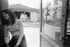 Yakuza underling waits for orders