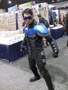 34 best comic book manga cosplay images on pinterest cosplay nightwing cosplay costume solutioingenieria Images