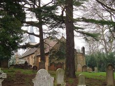 Wilton Parish Church by The Church Collector, via Flickr
