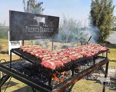 Pit Bbq, Bbq Steak, Bbq Grill, Argentine Grill, Custom Bbq Pits, Fire Pit Cooking, Outdoor Cooking Area, Wood Grill, Tree House Designs