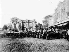 1884 Trinity County Courthouse, Texas