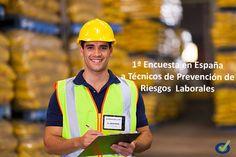 1ª Encuesta en España a Técnicos de Prevención de Riesgos Laborales