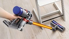 Outstanding cleaning, improved battery life and innovative design make the Dyson Absolute the gold standard for cordless vacuum cleaners. at a price. Good Vacuum Cleaner, Cordless Vacuum Cleaner, Vacuum Cleaners, Best Hardwood Floor Vacuum, Cordless Vacuum Reviews, Bali, Best Vacuum, Hand Vacuum, Storage