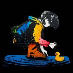 Street art remix  On Etsy #photography