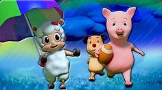 Pluie Pluie disparaître | comptine | Song For Kids | Toddlers Music | Ba...Aujourd'hui, il pleut sur la terre des Farmées et les animaux des Farmées ne sont pas d'humeur à rester à l'intérieur. Alors les enfants, vous devriez les rejoindre dans la session de jeu d'aujourd'hui, ils vont tous se rassembler autour d'un petit feu de camp et chanter les chansons préscolaires. Vous les tout-petits devraient inviter tous vos amis de maternelle aussi et se joindre à eux. #FarmeesFrancaise #enfants