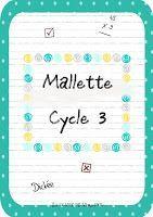 Mallette remplaçant cycle 3