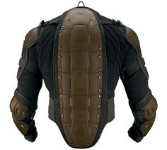 This looks like a very protective jacket, protecting our physical body from harm. The holy spirit that we recieve in Confirmation is our spiritual protective jacket against temptation and sin. Tactical Survival, Tactical Gear, Tac Gear, Tactical Clothing, Military Gear, Cool Gear, Riding Gear, Motorcycle Outfit, Body Armor