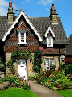 Ilam, Staffordshire, Peak District, England.