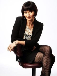 Phryne Fisher Portrait | ... ... actor Essie Davis. Picture: Aaron Francis Source: The Australian