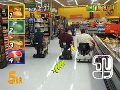 Walmart Kart
