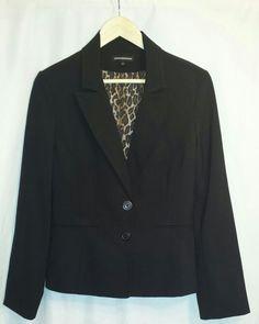 Express Women's Black Blazer~Size 10 #Express #Blazer