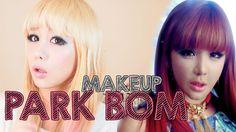 Park Bom 2NE1 Inspired Make Up Tutorial from I LOVE YOU [MV] - The Wonde...