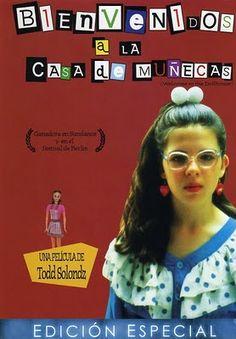 Bienvenidos a la casa de muñecas (1995) EEUU. Dir: Todd Solonz. Sátira. Adolescencia. Ensino. Cine independente USA. Películas de culto - DVD CINE 670
