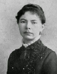 Sarah Frances Whiting fue una científica autodidacta que aprendió de la experiencia de su padre y se convirtió en una prestigiosa meteoróloga y astrónoma. Pero donde más destacó fue en su papel como maestra de astronomía en el que se sumergió durante más de veinte años formando a futuros físicos, entre ellos otras mujeres destacadas como Annie Jump Cannon.