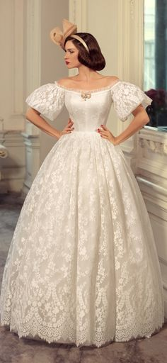 Tatiana Kaplun wedding dress