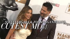 Sofía Vergara & Joe Manganiello's Cutest Moments: Sofía Vergara & Joe Manganiello got married this weekend & no doubt their wedding was stunning! Let's celebrate by taking a look back at some of their cutest moments together this year.