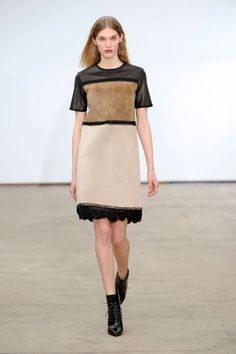 Derek Lam Fall '13 Makes Us Want To Stock Up On Capes, Stat