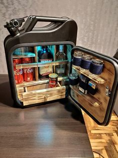 This is the Beer Bar. Holds more than enough beers for you ...