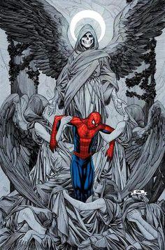 Spider-Man by Frank Cho _XXII_