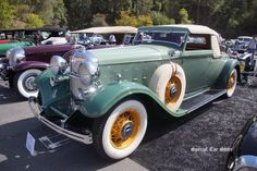 1932 Lincoln KB Roadster wins Spirit of Greystone Award at Greystone Mansion Concours d'Elegance 2016 http://www.specialcarstore.com/content/greystone-mansion-concours-may-7-2017-tickets-now-available