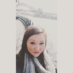 #selfie #sydney #sydneyharbourbridge by nessahammond http://ift.tt/1NRMbNv