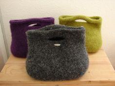 Knitted & Felted Handbags   Cattitudes's Weblog
