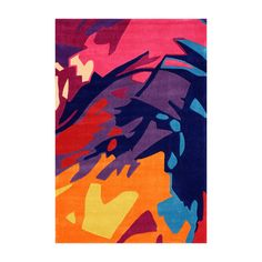 Color Splash 5x8 Multi by The Rug Collective, $179 (retail price $429.00)