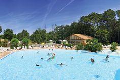 Camping Aurilandes en Aquitaine - camping landes 40 Mimizan - lac Aureihan