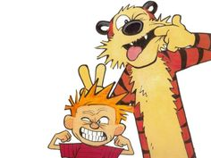 Calvin and Hobbes | Paperweight: Calvin and Hobbes