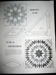 Vintage Quilt Patterns | Vintage Quilt Patterns Sewing Good Housekeeping Pattern ... | quilts