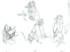by Don Bluth ★ || CHARACTER DESIGN REFERENCES | キャラクターデザイン  • Find more artworks at https://www.facebook.com/CharacterDesignReferences & http://www.pinterest.com/characterdesigh and learn how to draw: #concept #art #animation #anime #comics || ★
