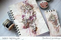 Sweet notebooks by Svetlana Lipnitskaya