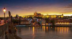 Fotografía Praga por Óscar Gorostiaga en 500px